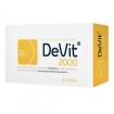 DeVit 2000 želatínové kapsuly - vitamín D3 120ks